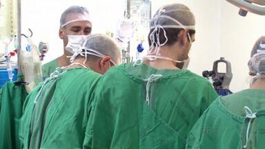 Família de Paiçandu decide doar órgãos de rapaz que morreu em acidente de trânsito - Pelo menos três pessoas que estavam na fila de transplantes já receberam os órgãos doados