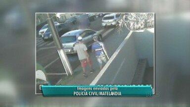 Polícia de Matelândia divulga imagens de suspeitos de tentativa de homicídio - Assunto é destaque nas imagens do dia