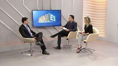 Economista do ES fala de mudanças no rendimento do FGTS - Bruno Funchal é doutor em economia.