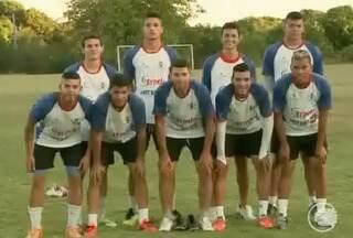 Equipe do Piauí apresenta jogadores - Equipe do Piauí apresenta jogadores