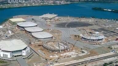 Confira os esportes que serão praticados no Parque Olímpico, na Barra da Tijuca - 16 modalidades serão disputadas no local.