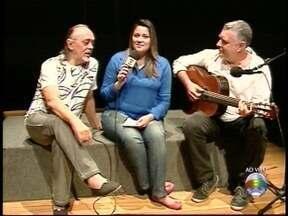 Celso Viáfora se apresenta em Presidente Prudente - Show será junto com Nilson Chaves, no Centro Cultural Matarazzo.