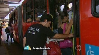 Manhã é tranquila e sem paralisações dos rodoviários no Grande Recife - Secretaria executiva da Casa Civil informou que a questão salarial está nas mãos da Justiça.