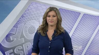 Globo Esporte MA 05-08-2015 - O Globo Esporte MA desta quarta-feira destacou a abertura da fase final dos JEMs, a vitória do Sampaio diante do Bragantino e o lançamento do Sampaio Basquete
