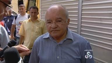 Julgamento de processo que pede cassação de José Melo é adiado - Melo é acusado de usar a Polícia MIlitar para fazer campanha eleitoral.