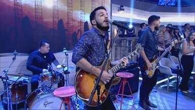 Banda Versalle participa do Encontro com Fátima Bernardes - Músicos de Porto Velho participaram do programa para divulgar o Festival SuperStar que acontece no Rio de Janeiro, dia 8 de agosto.