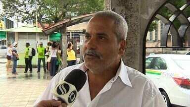 Corrupção é questionada nas ruas de Aracaju - Corrupção é questionada nas ruas de Aracaju.