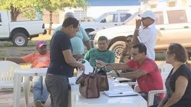 Na Funasa, em Porto Velho, alguns servidores aderiram a paralisação - Grevistas reclamam das condições de trabalho e de salários.