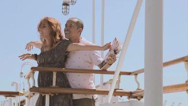 O Mistério Do Titanic...Recauchutado
