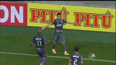 Bahia goleia o Boa esporte e avança na tabela do Brasileirão - Veja como foi o jogo.