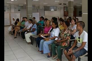 Em Belém, Pastoral da Acolhida abre inscrições para voluntários no Círio 2015 - O trabalho voluntário atende os romeiros que chegam à Casa de Plácido nos quatro duas antes da grande procissão de domingo.