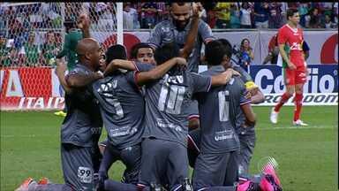 Bahia goleia o Boa esporte e é o segundo colocado na tabela do Brasileirão - Confira as notícias do tricolor baiano.