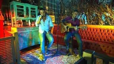 """Veja o clipe da dupla Jorge Augusto e Gustavo - Eles foram uma das seis duplas selecionadas para o concurso """"Novos Talentos da Música Sertaneja""""."""