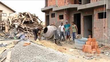 Prefeitura faz força tarefa para impedir construções irregulares no Norte da Ilha - Prefeitura faz força tarefa para impedir construções irregulares no Norte da Ilha