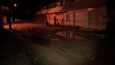 Moradores de residêncial em Rio Largo se queixam da falta de infraestrutura - Eles também reclamam da falta de segurança no local.