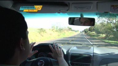 BR 487, conhecida como estrada boiadeira, aos poucos é asfaltada - Rodovia começa em Campo Mourão e vai até o Mato Grosso do Sul. Trecho entre Araruna e Tuneiras do Oeste, no noroeste do estado, recebeu asfalto a pouco tempo.
