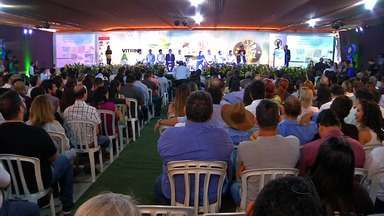 Feira agrícola em Rondonópolis chega ao seu segundo dia - Feira agrícola em Rondonópolis chega ao seu segundo dia