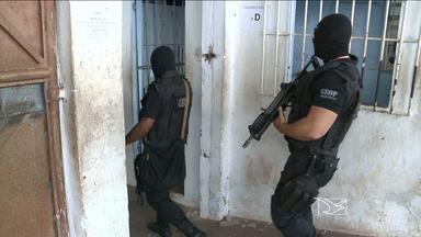 Comissão da ONU realiza vistoria no Complexo Penitenciário de Pedrinhas, no Maranhão - A vistoria foi motivada por denúncias feitas ao conselho de direitos humanos da ONU, sobre as violações observadas no complexo penitenciário. A repórter Regina Sousa tem as informações.