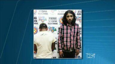 Polícia investiga estupro coletivo de mulher em Açailândia - A polícia investiga um estupro coletivo de mulher, em Açailândia. Um homem foi preso e um adolescente apreendido por suspeita de envolvimento com o caso.