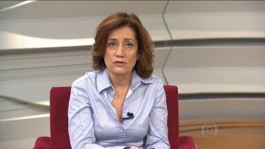 'Essa correção da injustiça era necessária', diz Miriam Leitão - Miriam Leitão comenta a aprovação do projeto que aumenta o rendimento do Fundo de Garantia, o FGTS.