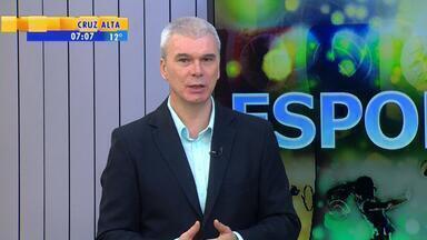 Esporte: Maurício Saraiva comenta duelos entre Inter e Ituano pela Copa do Brasil - Primeiro jogo das oitavas de final ocorre quinta-feira (20) no Beira-Rio.