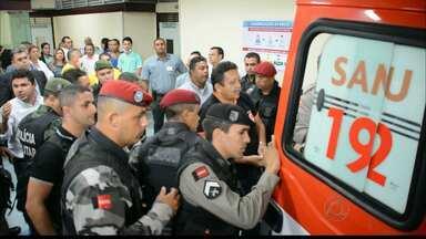 Mais um policial militar foi assassinado na Grande João Pessoa - Esse é o terceiro caso registrado só este mês. O caso mais recente aconteceu no bairro do Cuiá, onde o cabo Thairone Nunes foi morto com três tiros.