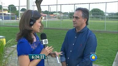 População cobra melhorias em praças públicas de João Pessoa - Prefeitura inaugura uma nova praça hoje no Bairro das Indústrias.