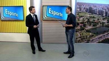 Veja os principais destaques do esporte sergipano - Veja os principais destaques do esporte sergipano.