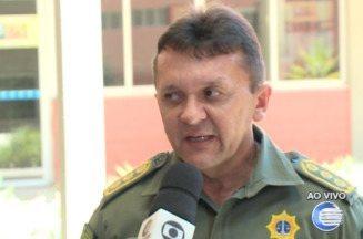 Comandante de Policiamento do Interior fala sobre chacina em Alegrete do Piauí - Comandante de Policiamento do Interior fala sobre chacina em Alegrete do Piauí