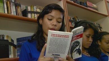 Mais uma edição do 'Conta um Conto' ocorre em Manaus - Projeto da rede amazônica em parceria com o Sesc que busca incentivar a leitura.