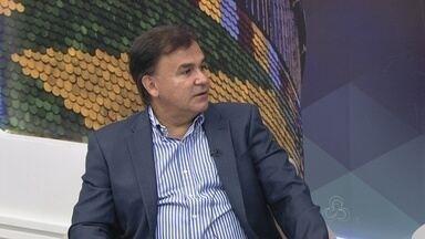 Médico Anoar Samad tira dúvidas sobre cálculo renal - Samad responde perguntas de telespectadores sobre problema popularmente conhecido como 'pedra nos rins'.