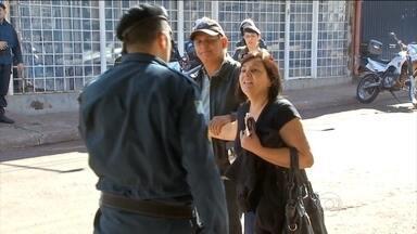 Mulher quase cai no golpe do falso sequestro em Campo Grande (MS) - Francisca Rodrigues já estava a caminho de uma casa lotérica para depositar o dinheiro do resgate da filha.