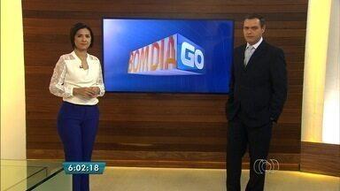 Confira os destaques do Bom Dia Goiás desta quinta-feira (20) - Entre os principais assuntos do dia está o caso de um idoso que espera por uma cirurgia para não perder o pé.