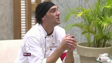 Super Chef: confira o desempenho de cada participante na prova 'Terra e Mar' - Tensos, famosos comentam como foi a preparação dos pratos