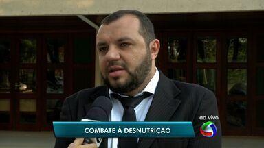 Conferência em Cuiabá discute combate à fome e à desnutrição - Conferência em Cuiabá discute combate à fome e à desnutrição