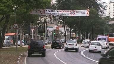 Relatório mostra que um em cada 20 acidentes na capital é fatal - O dado é do relatório da CET, obtido com exclusividade pelo SPTV.