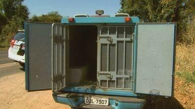 Presidiários libertados por quadrilha em estrada que liga Mococa à Cajuru são presos - Presidiários libertados por quadrilha em estrada que liga Mococa à Cajuru são presos