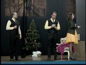 Companhia prudentina se apresenta no Fentepp - Evento de teatro segue até o dia 29 de agosto.