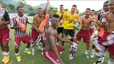 Pelo Sub-20, Fluminense derrota o Flamengo e vai à final do Brasileiro - Tricolor vence por 2 a 0.