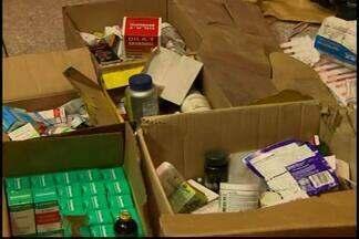 Polícia Federal cumpre mandados de busca e apreensão em Nova Serrana - Operação foi para combater venda irregular de medicamentos via internet.