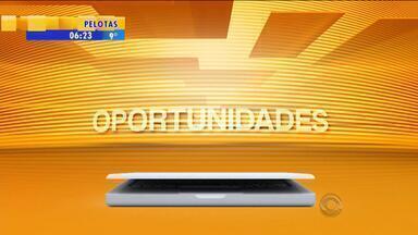 Confira as oportunidades abertas no RS nesta segunda-feira (24) - Assista ao vídeo.