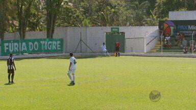 Esportiva de Guaxupé (MG) empata em casa e se complica na Segundona do Mineiro - Esportiva de Guaxupé (MG) empata em casa e se complica na Segundona do Mineiro