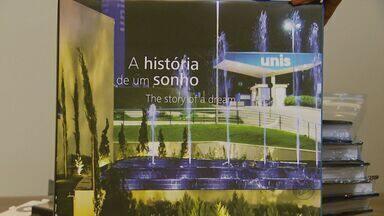 Livro comemora 50 anos da Fepesmig em Varginha (MG) - Livro comemora 50 anos da Fepesmig em Varginha (MG)