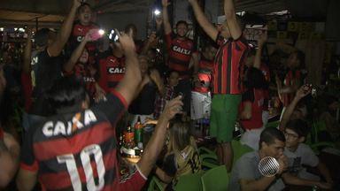 Vitória perde para o Sampaio Corrêa, mas se mantém na liderança da série B - Confira as notícias do rubro-negro baiano.