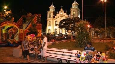 Caminhos do Frio chega a Alagoa Grande - Esta é a última cidade a sediar a Rota Caminhos do Frio. Noite de abertura será no largo doTeatro Santa Inês.