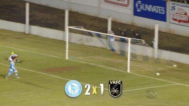 Lajeadense bate Volta Redonda com dois jogadores a menos - Com a vitória, time gaúcho é líder do grupo 8 da Série D.
