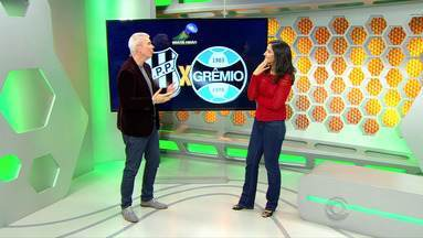 Maurício Saraiva analisa empate do Grêmio com a Ponte Preta - Fora de casa, Tricolor ficou no 0 a 0.