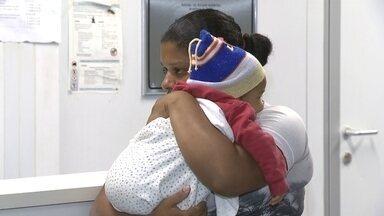 Sem pediatria, pacientes da UPA de São Sebastião buscam atendimento em outros postos - Pacientes da UPA de São Sebastião foram surpreendidos com a notícia de que a unidade estava sem pediatria. Muita gente precisou buscar atendimento em outros hospitais.
