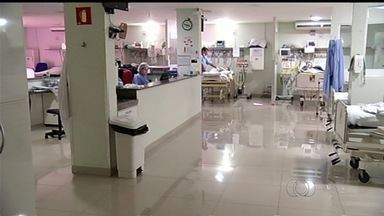 Hospital suspende vagas de UTI para pacientes do SUS em Itumbiara - Unidade é a única com leitos de tratamento intensivo na cidade. A direção alega atrasos no pagamento dos serviços por parte do governo.