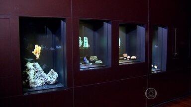 Metais que escrevem história de Minas Gerais estão reunidos em museu, em Belo Horizonte - Museu das Minas e do Metal fica na Praça da Liberdade, na Região Centro-Sul.